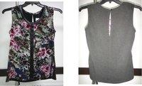 Ladies Designer Sleeveless Top