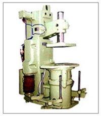 Jolt Squeeze Pneumatic Moulding Machine
