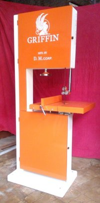 Wood Cutting Bandsaw Machine