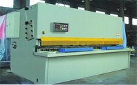 Hydraulic Pendulum Metalic Plate Shearing Cutting Machine