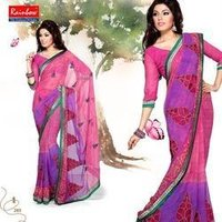 Stylish Indian Saree
