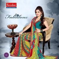 Party Wear Female Saree