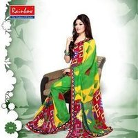 Female Party Wear Saree
