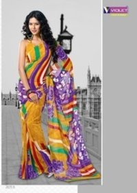 Exclusive Crepe Saree