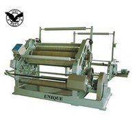 Oblique Paper Corrugating Machines