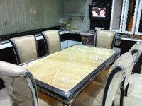 Dining Table And Chair Cover