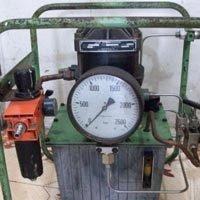 Huskal Air Operated Testing Hydraulic Pump