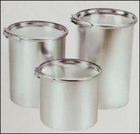 Aluminium Hobbock Container