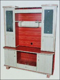 Wooden Wall Unit (Bwf-041)
