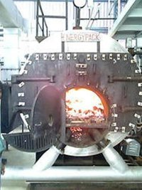 3 Tph Briquette Fired Steam Boiler