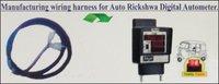 Wiring Harness For Auto Rickshaw Digital Autometer