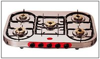 S.S. Five Burner Stoves