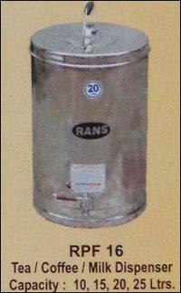 Tea And Milk Dispenser (Rpf 16)