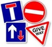 Alcolite Road Safety Sign Board