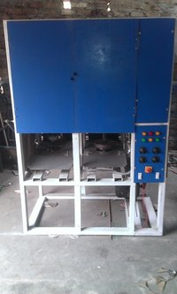 Fully Automatic Dona And Thali Making Machine