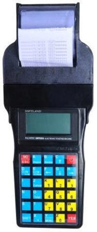 Handheld Spot Billing Machine