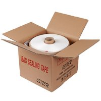 PE Resealable Double Sided Bag Sealing Tape