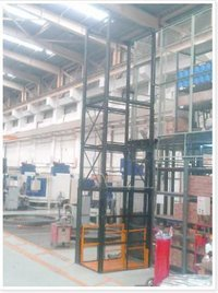 Goods Lift (Model No. TGM10/TGM15)