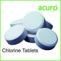 Non Effervescent Chlorine Tablets