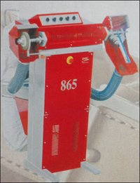 Brushing And Polishing Machine