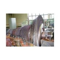 Steam Turbine Erection Service