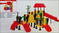 Jungle Play Gym Jr. (Gtb-18203)