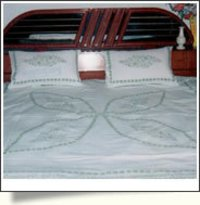 Elegant Double Bed Sheets