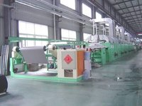 PU Wet Synthetic Leather Machine
