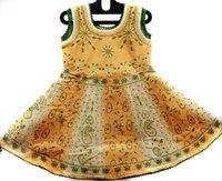 Sleeveless Designer Anarkali Suit