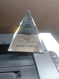Crystal Pyramid Memento