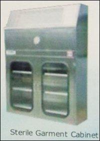 Sterile Garment Cabinet