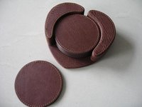 Leather Cup Coaster