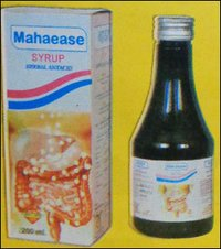 Mahaease Syrup (Herbal Antacid)