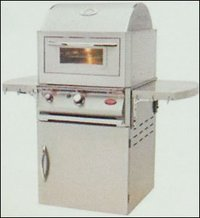 Electric Oven With Hot Case