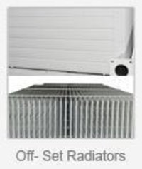 Off Set Radiators