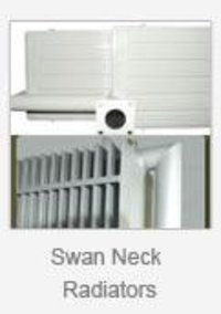 Swan Neck Radiators