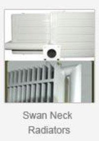 Swan Neck Radiators