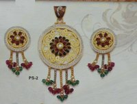 Creative Paper Antique Pendant Set