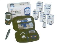 Finegluco Blood Glucose Monitoring System