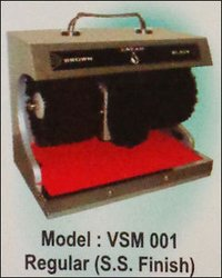 Automatic Shoe Shine Machine (Vsm 001)