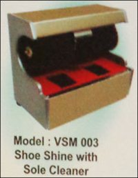 Automatic Shoe Shine Machine (Vsm 003)
