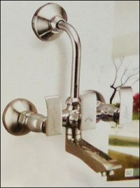 Wall Mixer Telephonic With Wall Bend (Asq-011b)