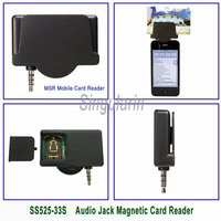 SS525 Audio Jack Magnetic Card Reader