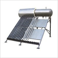 Electrical Solar Water Heaters