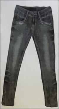 Durable Denim Jeans