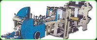 Industrial Automatic Paper Bag Making Machine