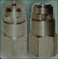 Full Jet Nozzles Standard Angle With Movable Internal Vane