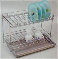 Kitchen Dish Rack Stand 18/24