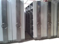 Compactor Mobile Racking