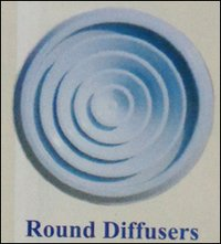 Round Diffusers